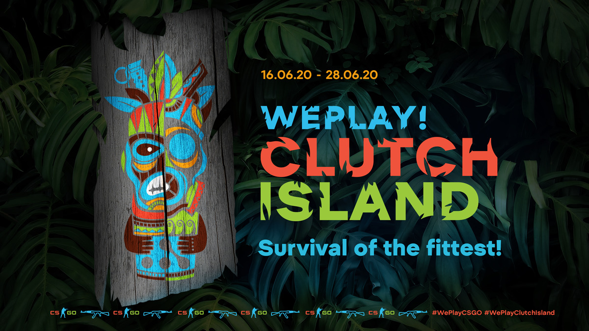 WePlay! Clutch Island