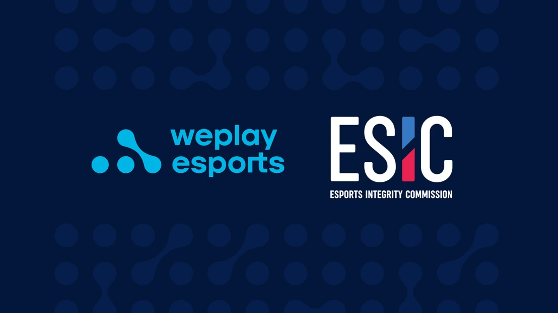 WePlay Esports joined Esports Integrity Commission