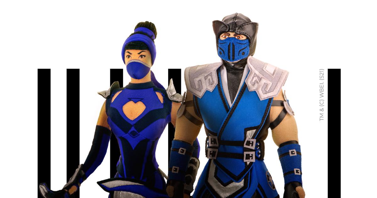 Mortal Kombat 11 merchandise