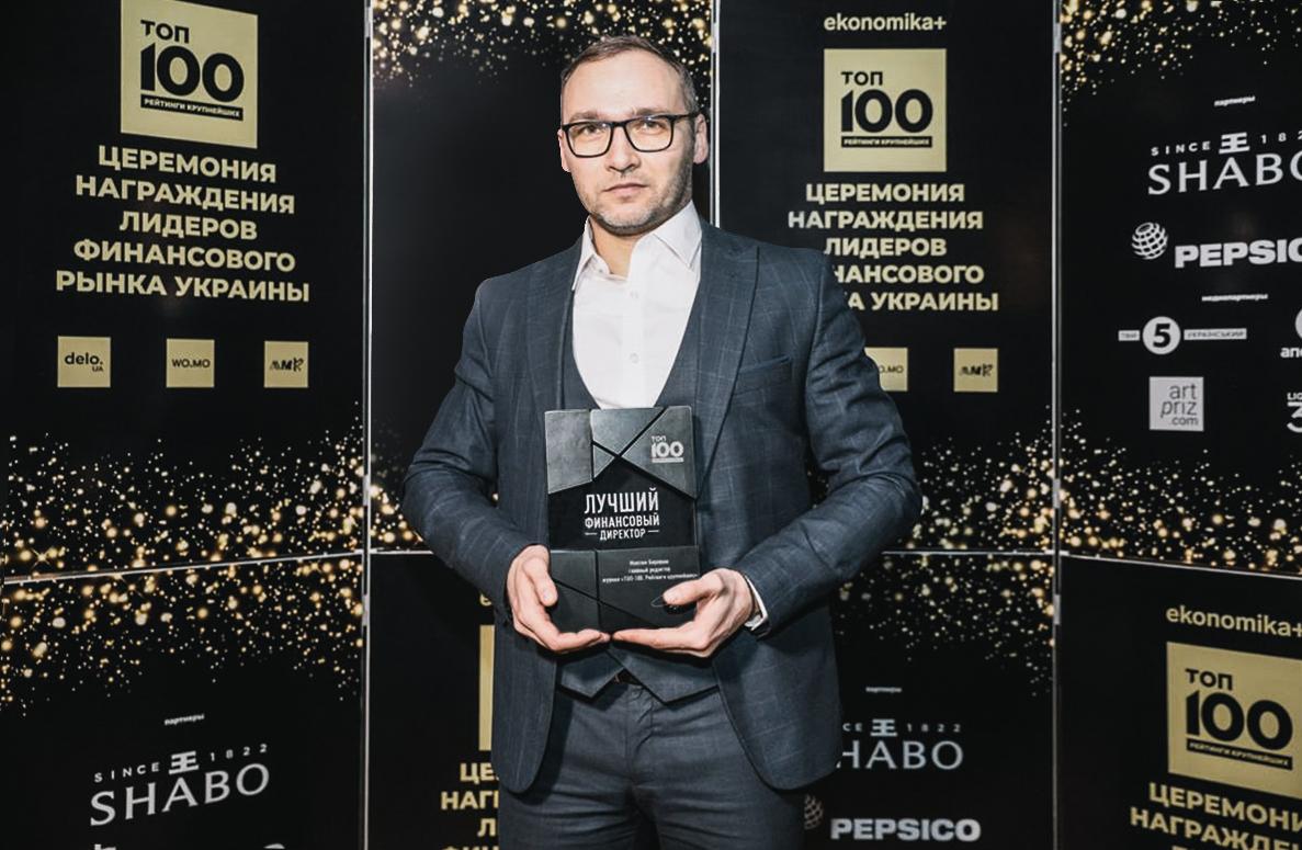 Євген Ніколайчук, Chief Financial Officer холдингу TECHIIA