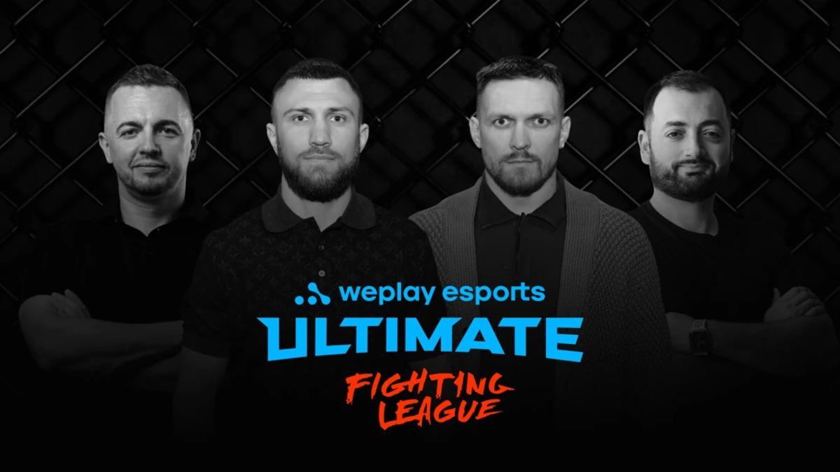 世界拳击冠军奥列克山德·乌西克、洛马琴科与WePlay电子竞技共同创建了电子竞技搏击联盟WUFL
