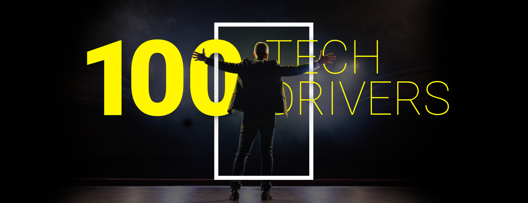 Not One But Two TECHIIA Top Managers Are In The 100 Tech Drivers Rating