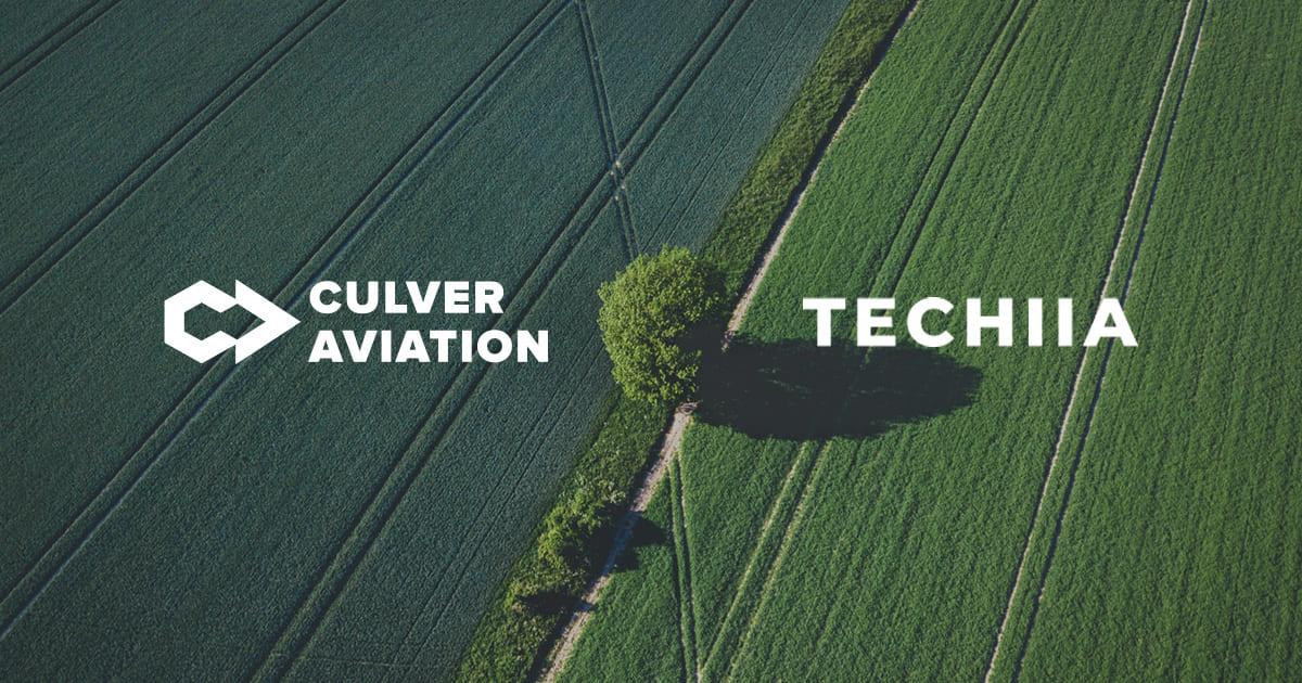 Холдинг TECHIIA інвестував у Culver Aviation