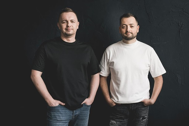 Oleg Krot and Yura Lazebnikov, TECHIIA's Managing Partners