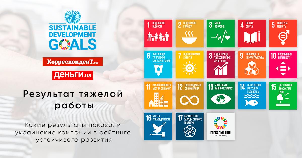 TECHIIA is among the sustainable development leaders in Ukraine
