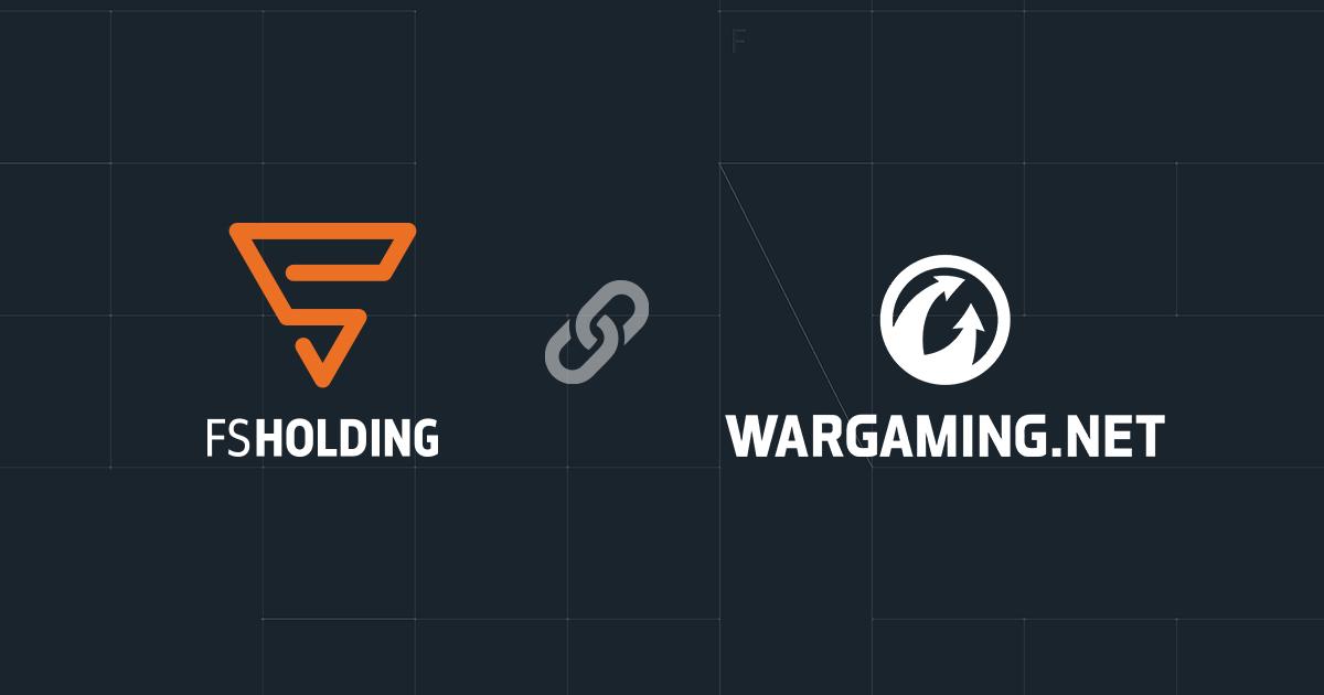 FS Holding уклав новий контракт з Wargaming на виробництво мерча та аксесуарів